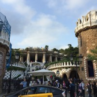 Photo: Parc Güell Entry