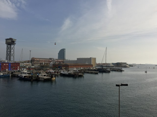 Photo: Barcelona Port