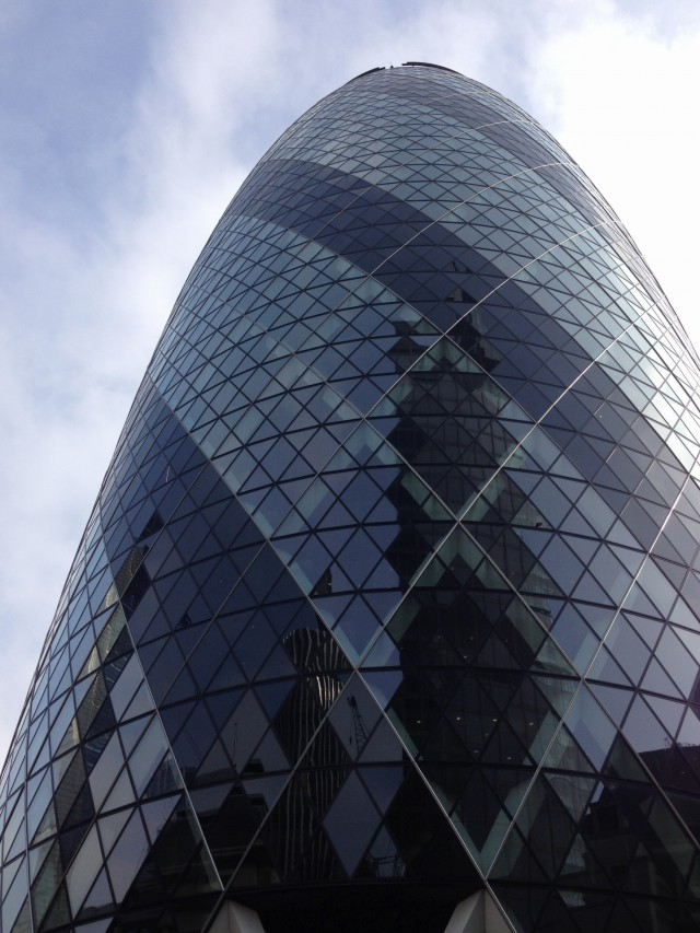 Photo: Gherkin