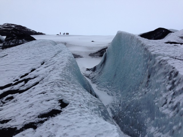 Photo: Glacier Walk
