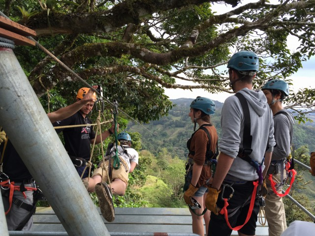 Photo: Canopy Zip Line