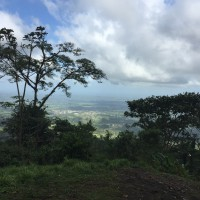 Hike from Cerro Chato